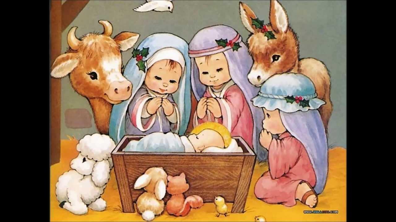 Canción Historia Del Nacimiento De Jesús Youtube