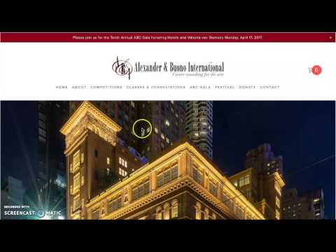 How to apply to the B&B International Piano Competition Online