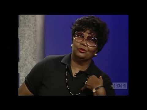 Pearl Bailey--1990 TV Interview