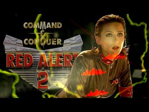 THE BEST ACTING IN VIDEO GAMES - Command and Conquer: Red Alert 2 #2