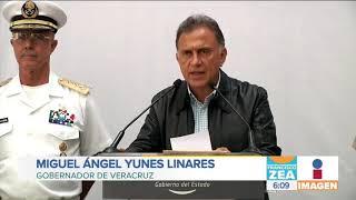Yunes reitera confusión en asesinato de Valeria | Noticias con Francisco Zea