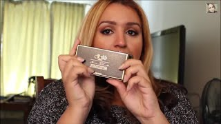 my honest review   olivia palermo x ciate london smokey suedes eye palette