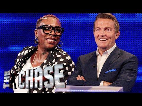 Gina Yashere's Hilarious Cashbuilder!  The Celebrity Chase