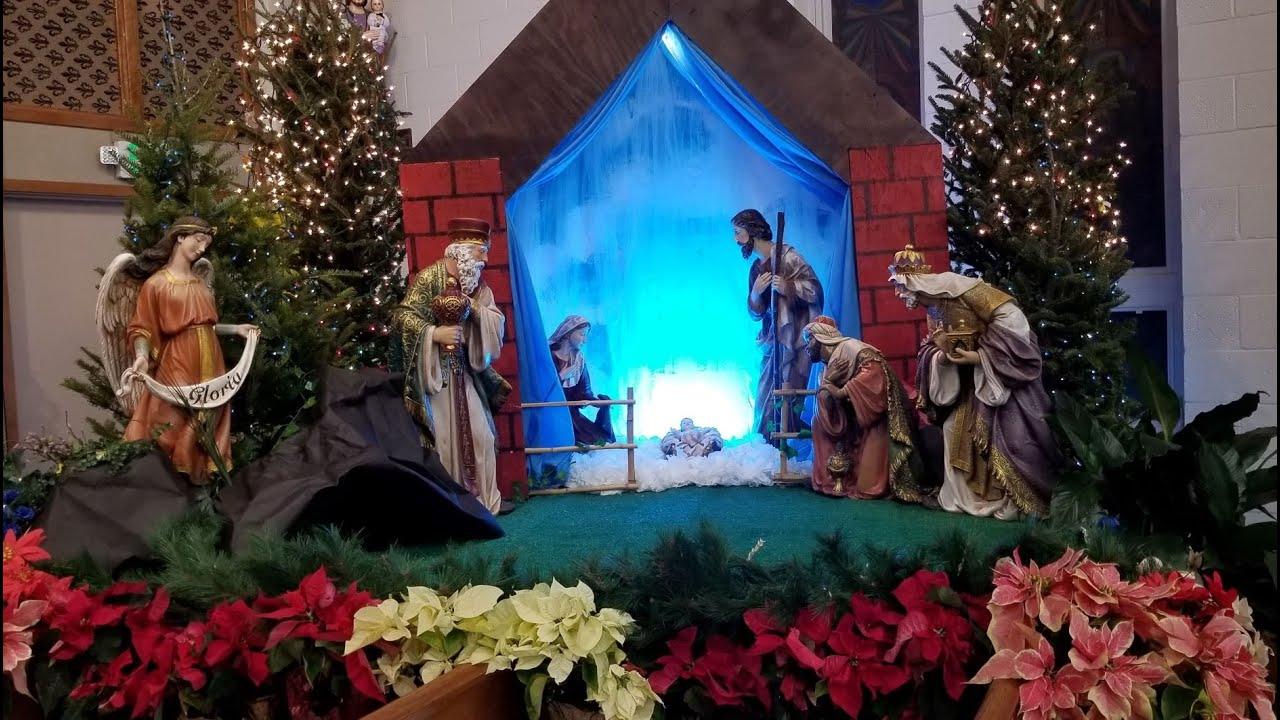 Baltimore Christmas 2021 Holy Qurbana Live January 06 2021 St Alphonsa Syro Malabar Catholic Church Baltimore Youtube