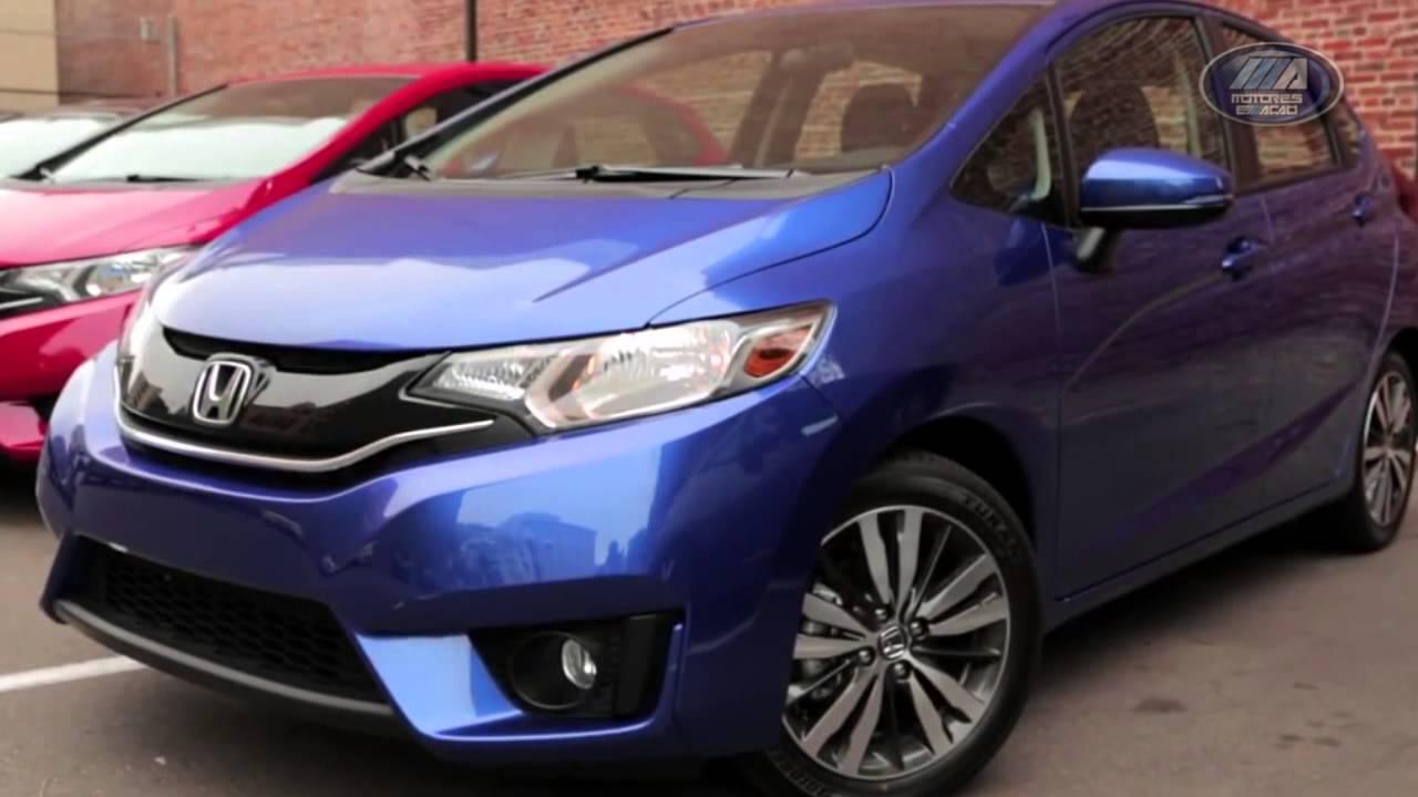 Novo Honda Fit 2015 | minivan | Lançamento | motoreseacao ...