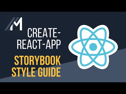 Adding Storybook Style Guide To A Create React App