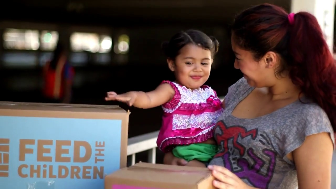 Feed the Children: Volunteer