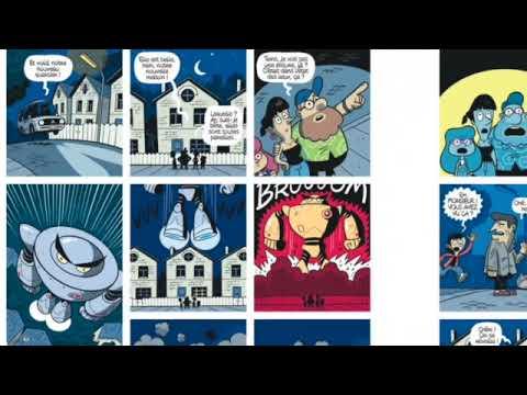 H.O.M.E – Tome 1 : Restez chez vous (Dupuis), de Rudy Spiessert et Hervé Bourhis