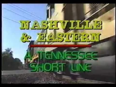 Nashville & Eastern: A Tennessee Shortline