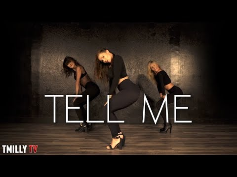 Usher - Tell Me - Choreography by Ashleigh Frost | #TMillyTV