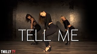 Gambar cover Usher - Tell Me - Choreography by Ashleigh Frost | #TMillyTV