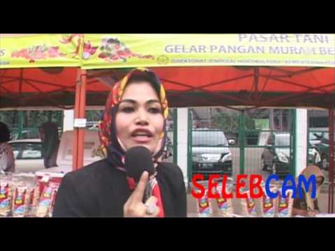Intip bazar artis di Hut RKIH bersama Camel Petir