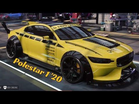 NFS Heat | Polestar 1 '20 | Showcase & Customization