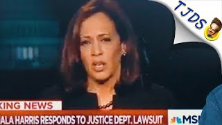 Kamala Harris Supports ICE! Says Immigrants Murder & Rape