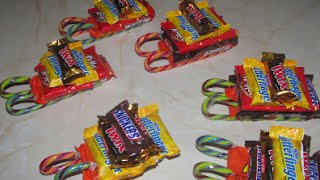 Diy: Candy Sleighs