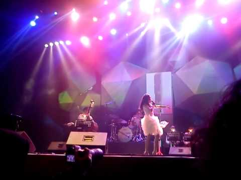 Raisa Java Jazz 2014 could it be
