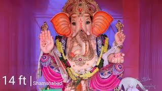 Hyderabad Ganesh Idols | Vinayaka Chavithi 2018 | Karthik Photography