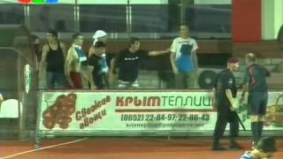 крымтеплица-ФК Севастополь(17.07.2011).avi
