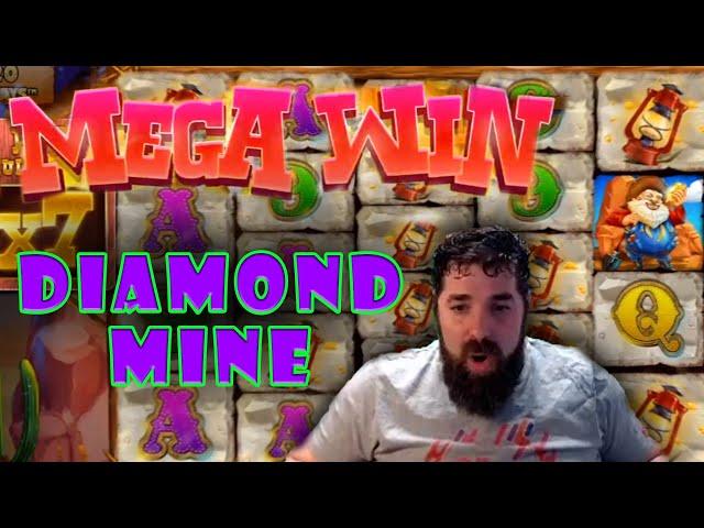 €10 BET on DIAMOND MINE!