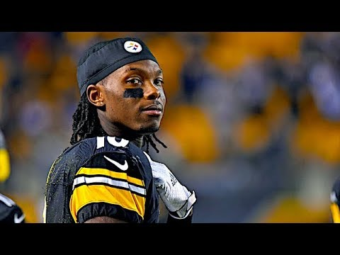 DP discusses Martavis Bryant wanting out of Pittsburgh (10/23/17)
