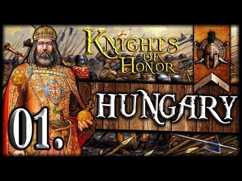 Knights of Honor - Magyarország Hadjárat 1.rész
