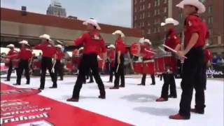 DCI Calgary Stampede vs McMaster Indy 2015
