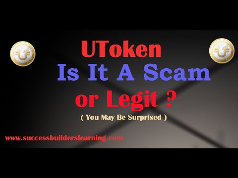 Is The UFUN UToken A Ponzi Scheme or a Scam ? | Latest UTOKEN   News From Thailand