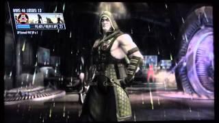 Injustice : God Among us PC gameplay on Quadro Fx770