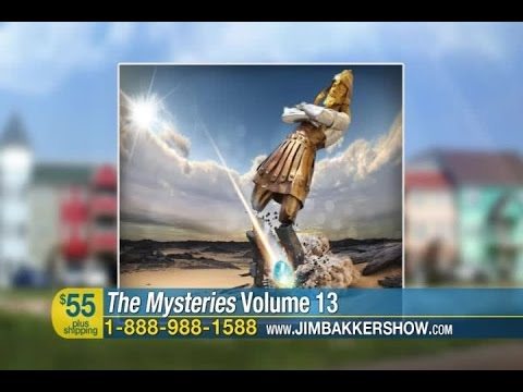 Jonathan Cahn: The Ghost Kingdom - a Prophetic Endtime Mystery