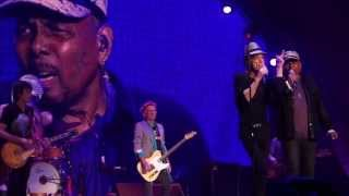 Under The Boardwalk - Rolling Stones w/ Aaron Neville - Philadelphia - 2013-06-21