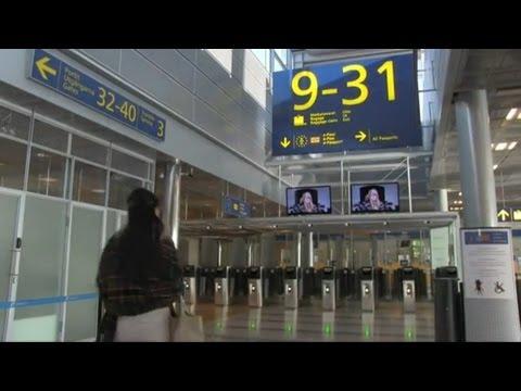 ヘルシンキ空港(乗換)/Helsinki Airport:ヘルシンキ
