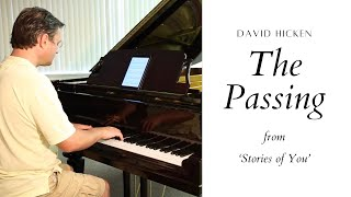 The Passing - David Hicken - Stories Of You - Romantic Piano Solo