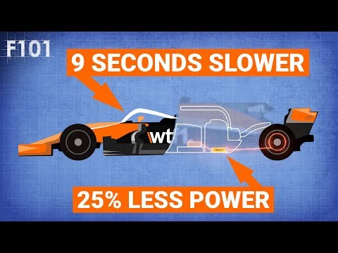How Did Daniel Ricciardo Win Monaco With 25% Less Power?