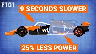 How Did Daniel Ricciardo Win Monaco With 25% Less Power?