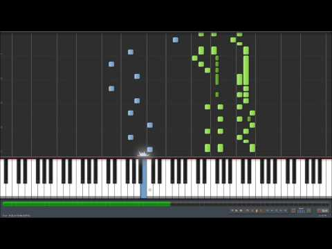 Synthesia: Eddie Cantor - Merrily We Roll Along (Merrie Melodies Theme)