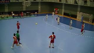 第41回全国高校ハンドボール選抜大会 1回戦 市川vs学法石川⑤