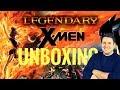Legendary X-Men Expansion Unboxing