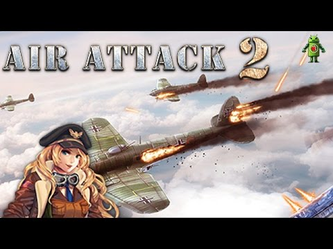 AirAttack 2 (iOS/Android) Gameplay HD
