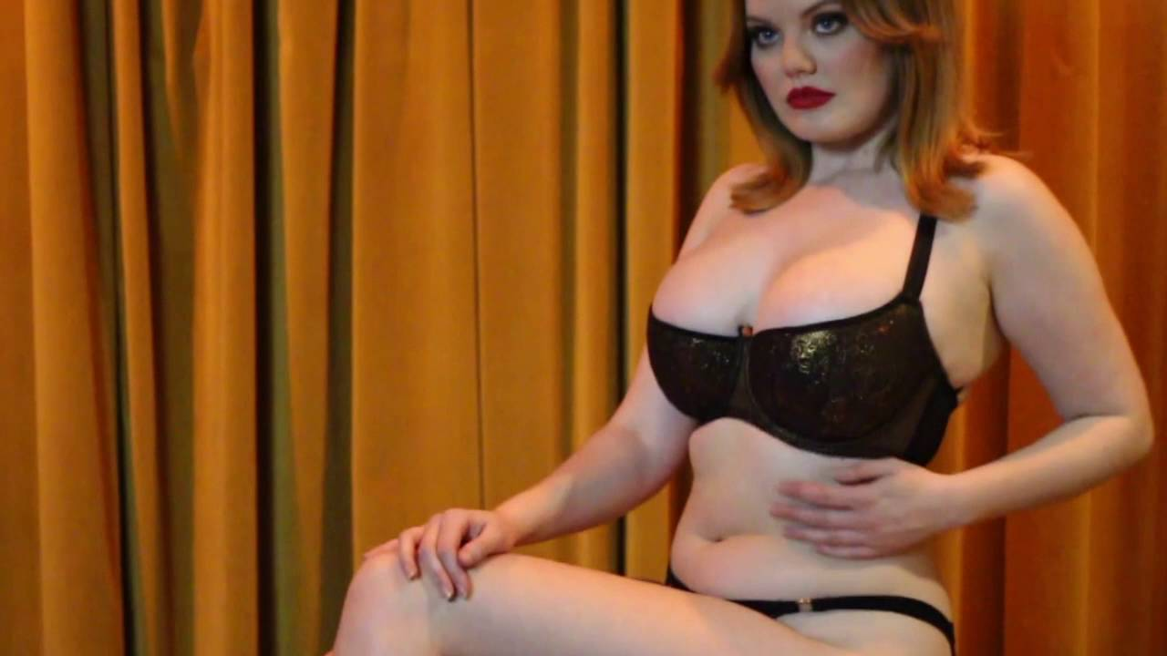 bc80f2385930f Scantilly by Curvy Kate - Lotte stars in our Diversity Campaign ...