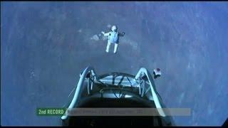 Record-Setting Felix Baumgartner Stratosphere Jump