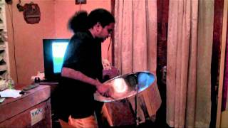 Morgan Herritage - Tell me how come ( Steel Pan Cover ) -By Kevin Navarro -Perfect!!