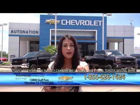 AutoNation Chevy Gulf Freeway July 2016 - 30S