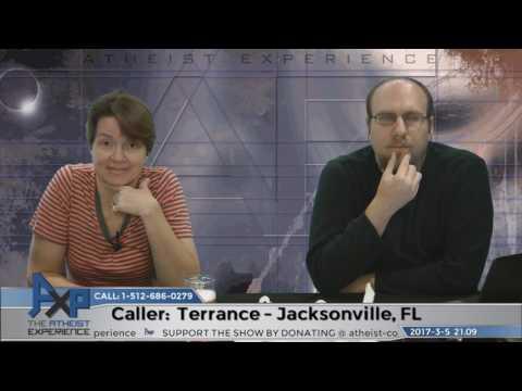 Religious Indoctrination & Autism | Terrance – Jacksonville, FL | Atheist Experience 21.09