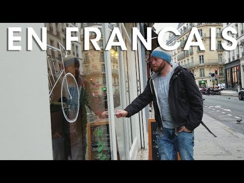 Un Jour en Francais (English Subtitles)