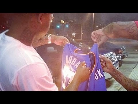 Oklahoma City Thunder Fans Lose Their Damn Minds After Kevin Durant