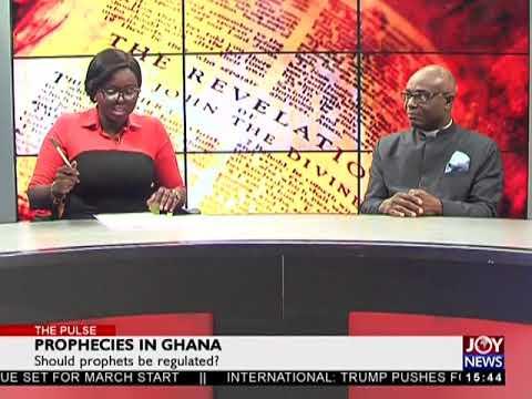 Prophecies in Ghana - The Pulse on JoyNews (21-2-18)
