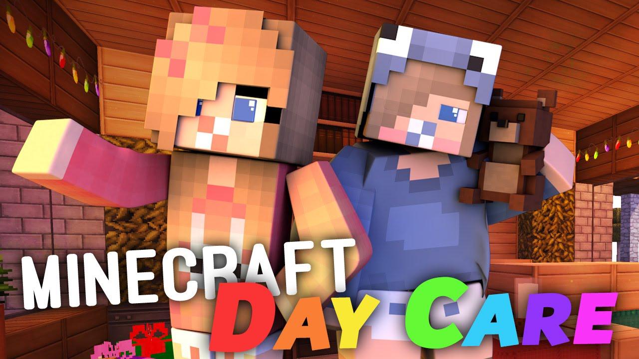 Minecraft Daycare Sassy Sasha Minecraft Roleplay 9