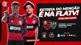 Flamengo x Atlético MG - Brasileirão 2020 Ao Vivo