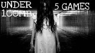 Top 5 best horror games in android