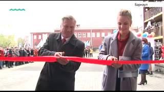 «Общага-мама»: в АлтГУ построили студенческий жилищный комплекс